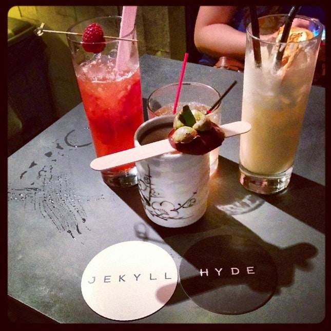 For Manicures And Cocktails