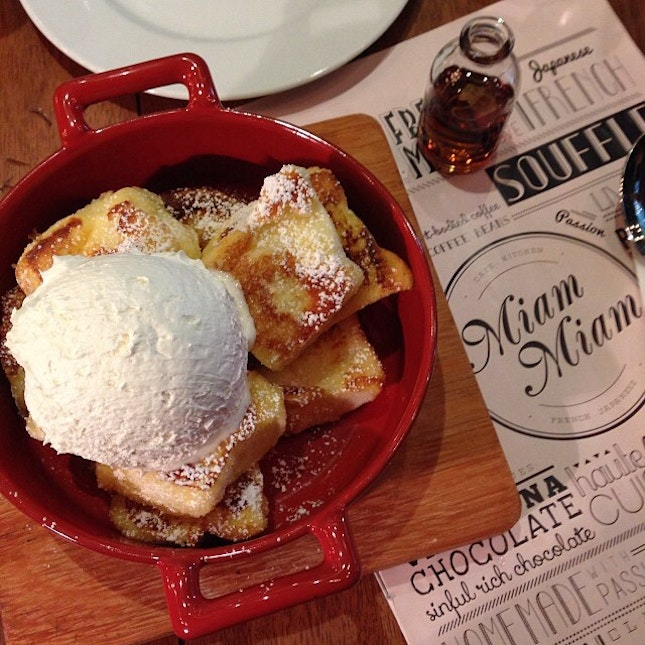 For Superb Soufflés