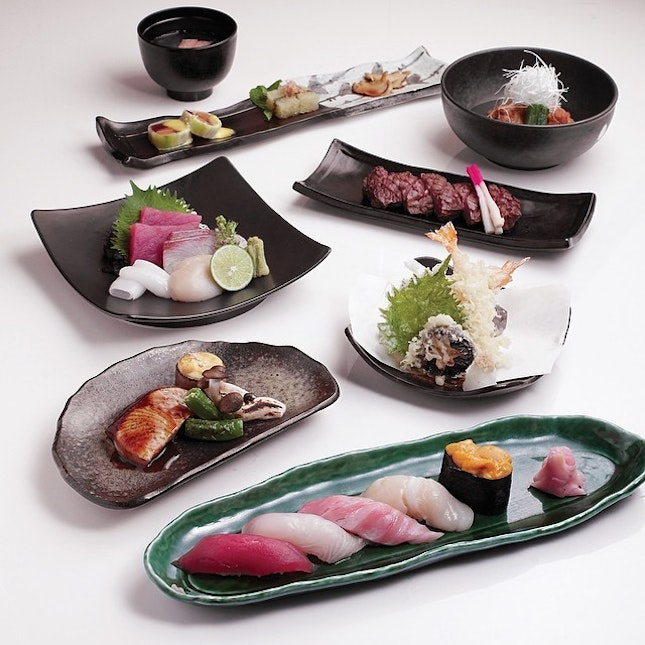 For Affordable Sushi