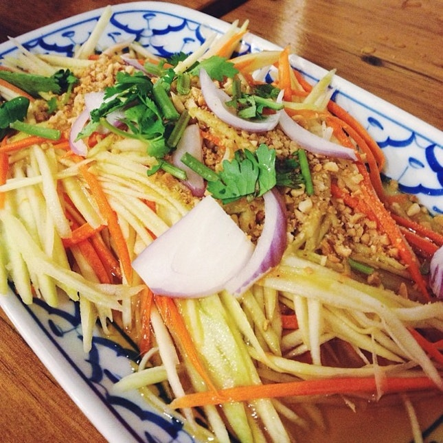 For Consistent Thai Food