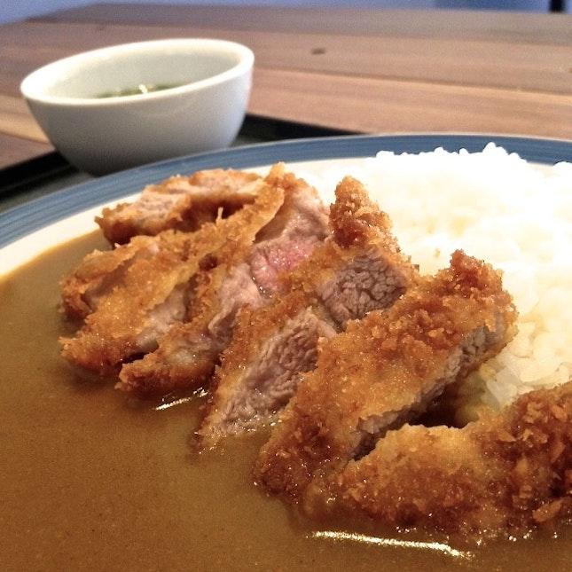 For Tonkatsu Curry Rice