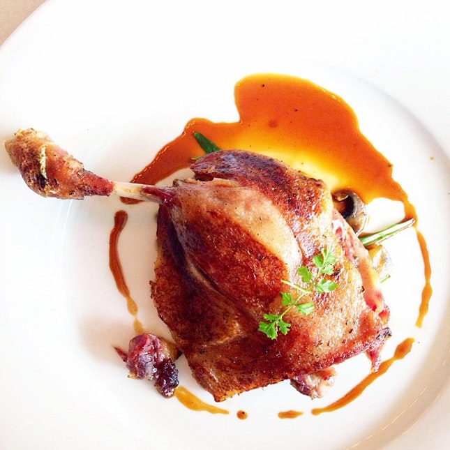 For Sublime Duck Confit