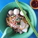 Sunny Fishball Noodle