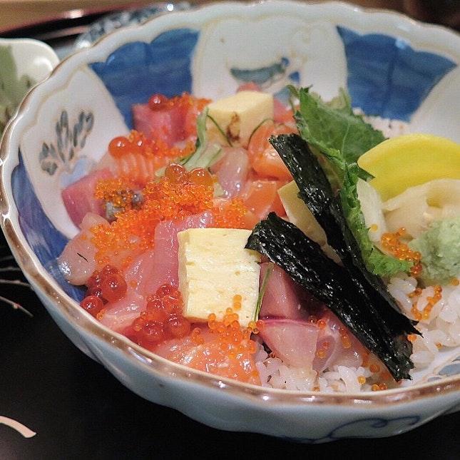 For Bara Chirashi and Hokkaido Don