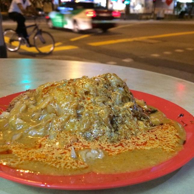 Jalan Besar Friday Part 1: Curry Rice