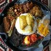 For Giant Nasi Ambeng Sharing Platters