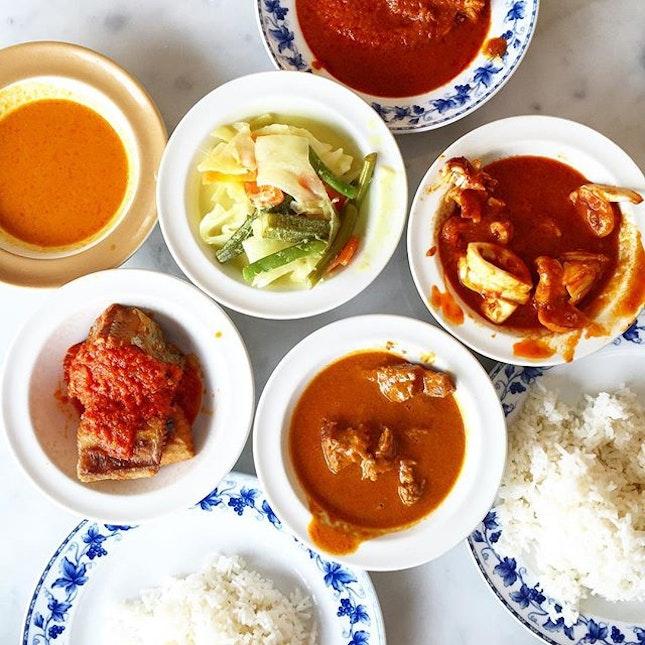 For Old-School Nasi Padang