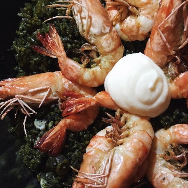 For Alfresco Spanish Dining