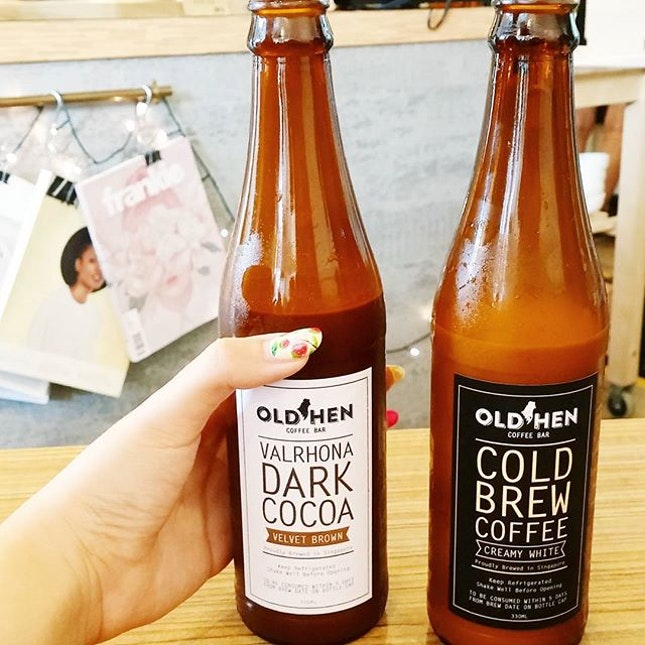 For Tasty Cold Brew in Farrer Park