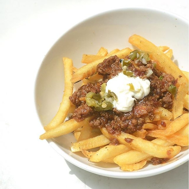 For Addictively Good Char Siew Chilli Fries