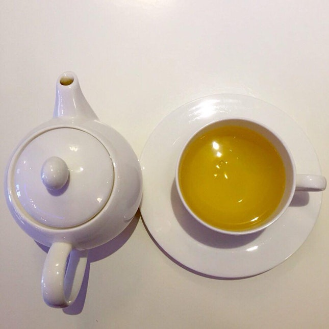 For Breakfast Tea And Scones