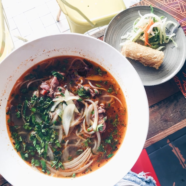 For Authentic Vietnamese Pho in Novena