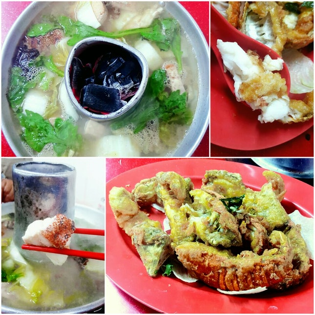 For Teochew-Style Fish Steamboat