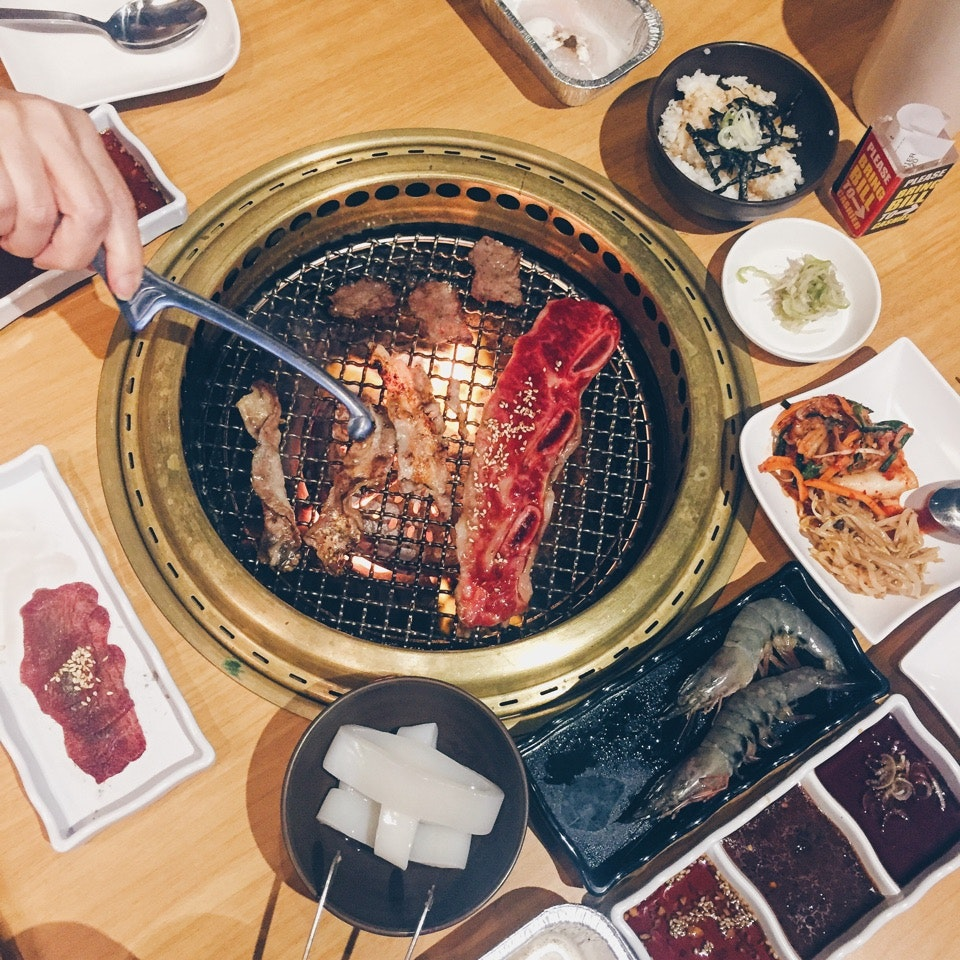 For Tasty Grilled Meats or Japanese Shabu in the West