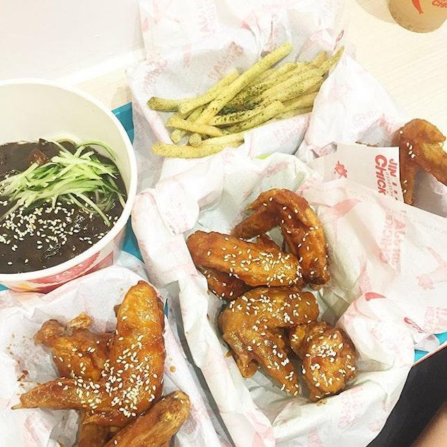For Halal-Certified Korean Fried Chicken