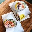 For Burrito-Inspired Japanese Makis