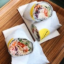 For Burrito-Inspired Japanese Makis