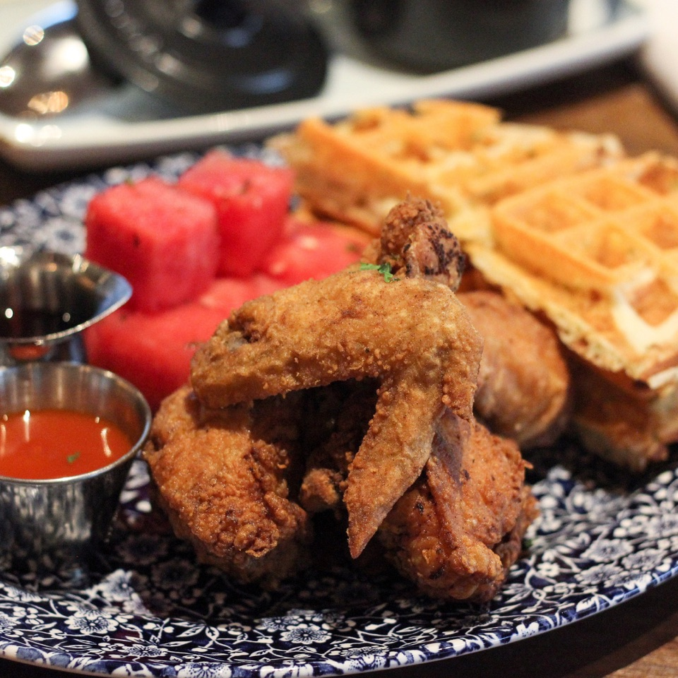 For Luxe Southern Fried Chicken