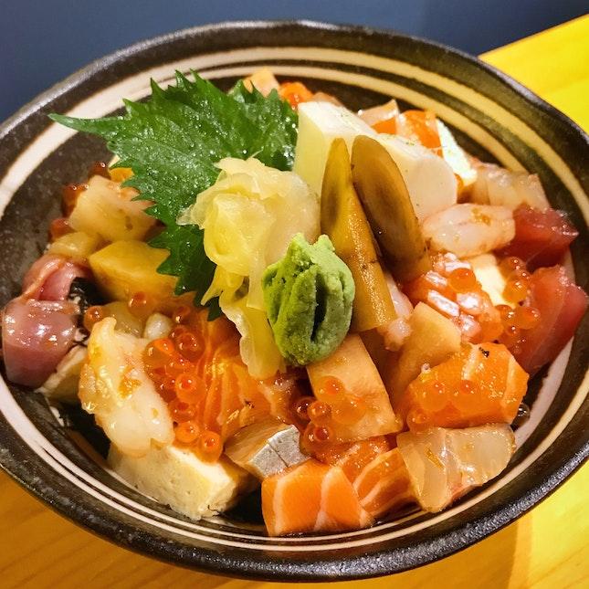 For Sushi Omakase in Jalan Besar