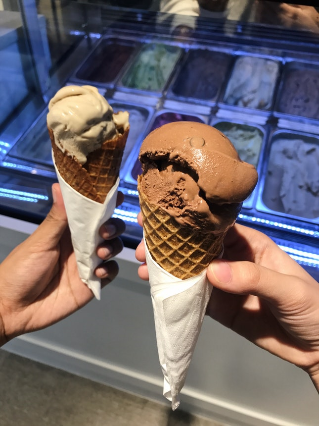 For Guilt-Free Vegan Ice Cream