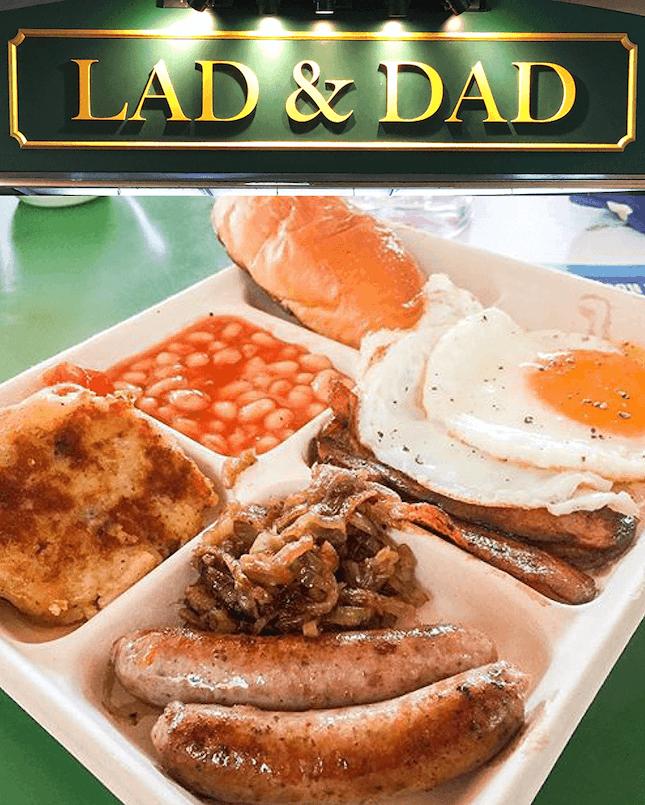 For British Plates at Maxwell Market