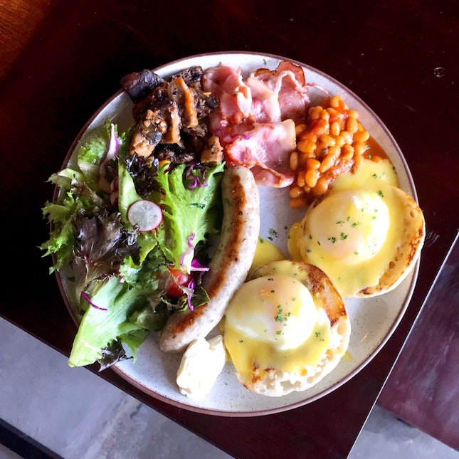 For Hearty Brunch in Thomson