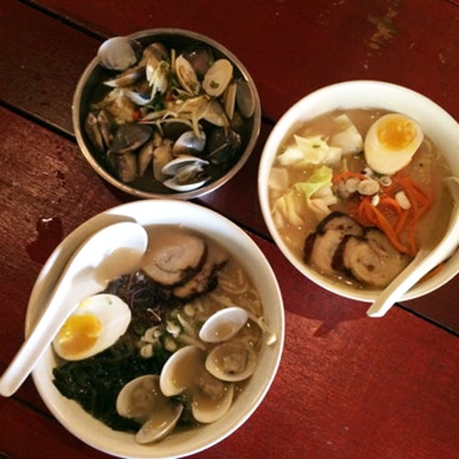 For Penny-Pinching Ramen And More