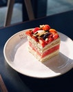 For Well-Loved Cafe Fare And a Watermelon Cake