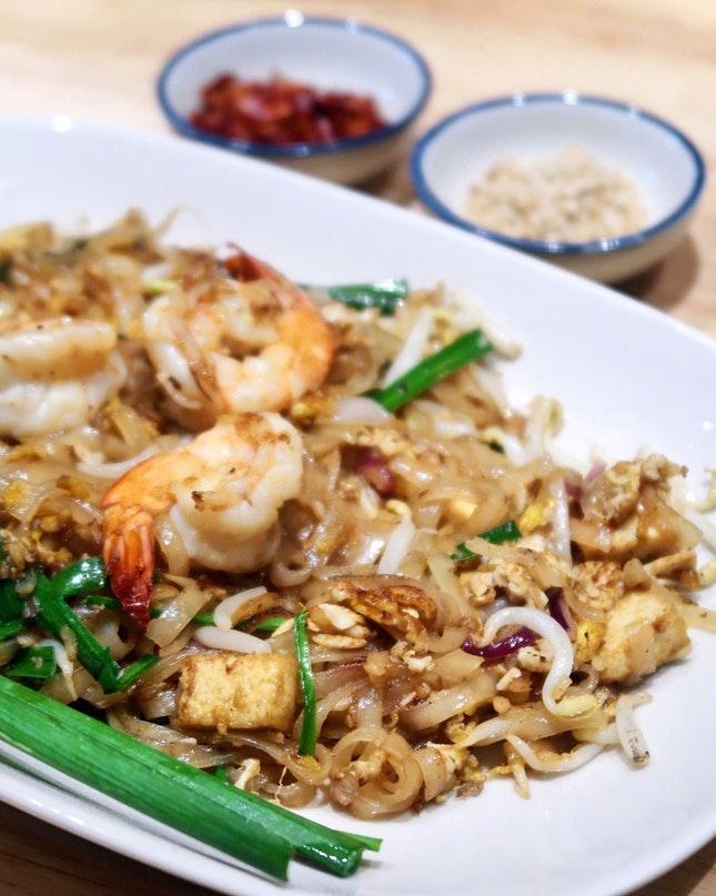 For a Stellar Pad Thai Lunch