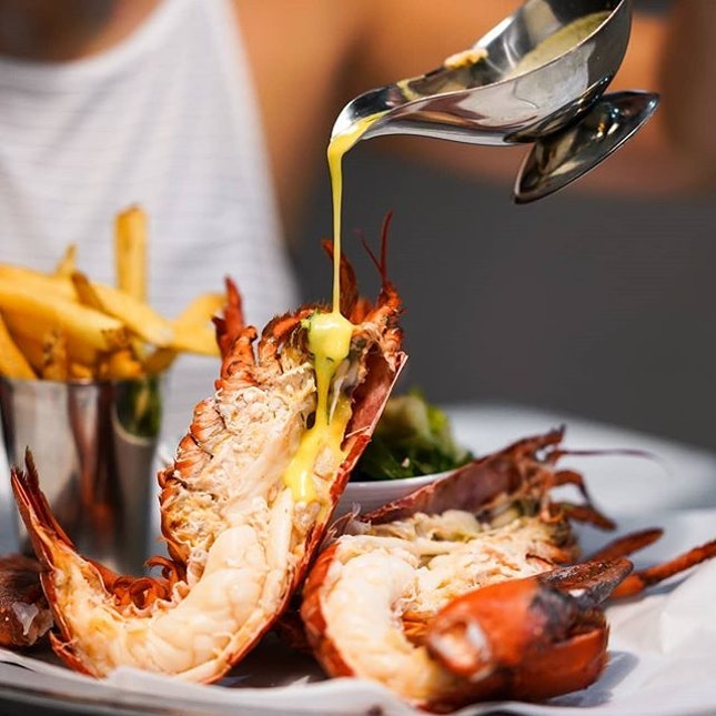 For Treat-Yourself Lobsters