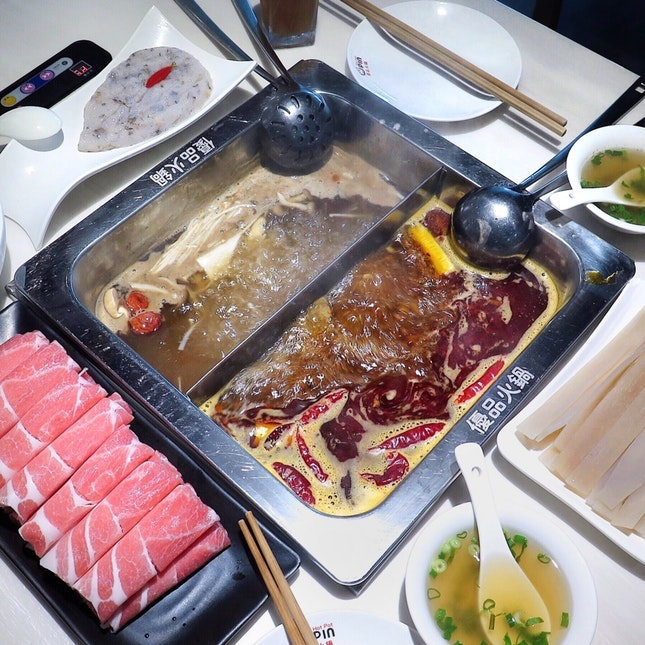 For Customisable, Group-Friendly Hot Pot