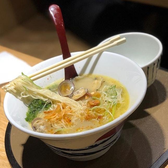 For Hearty Hokkaido Ramen in Suntec