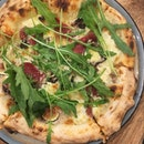 For Tasty Wood-Fired Sourdough Pizzas