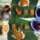 For Banana Leaf Rice with Winning Crab Curry