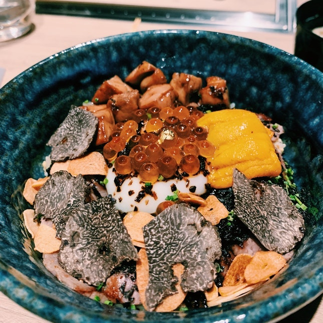 For Luxurious Wagyu Beef Bowls