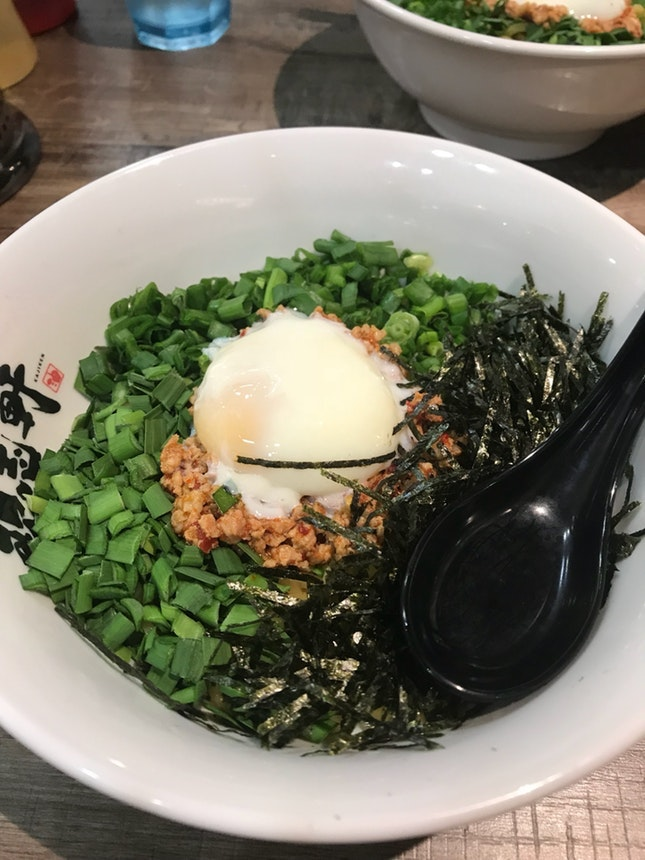 For 1-for-1 Mazesoba in the Neighbourhood
