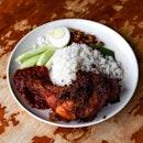 For Legendary Nasi Lemak Ayam Goreng