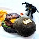 For 1-for-1 Dark Knight Burger/Main Dish (save ~$39)