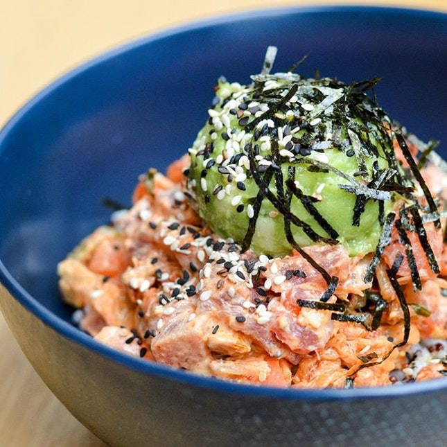 For Poke Bowls that Pack a Punch