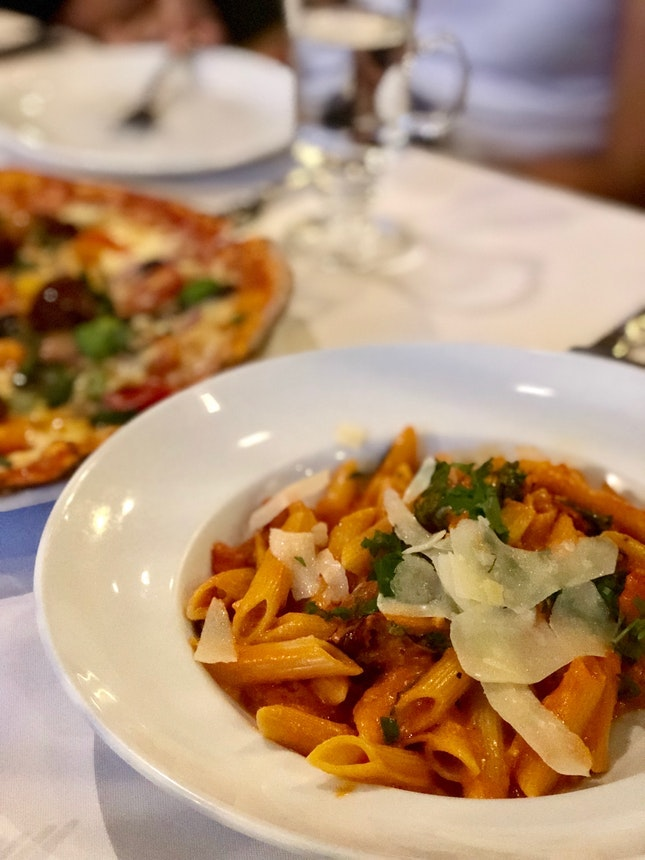 For 1-for-1 Mediterranean Food in Holland Village