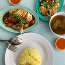 Garlic Roasted Chicken Rice Shop