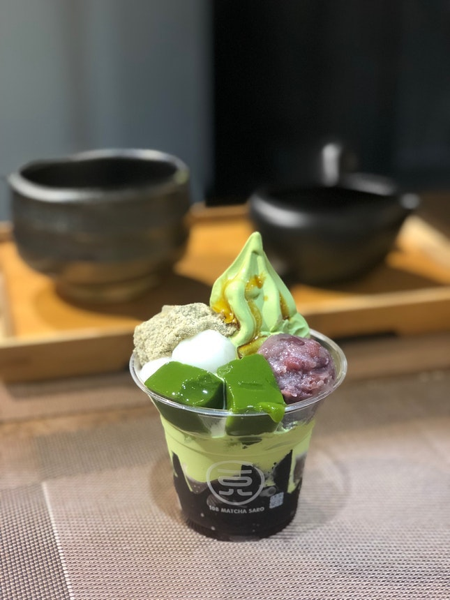 For All Things Matcha