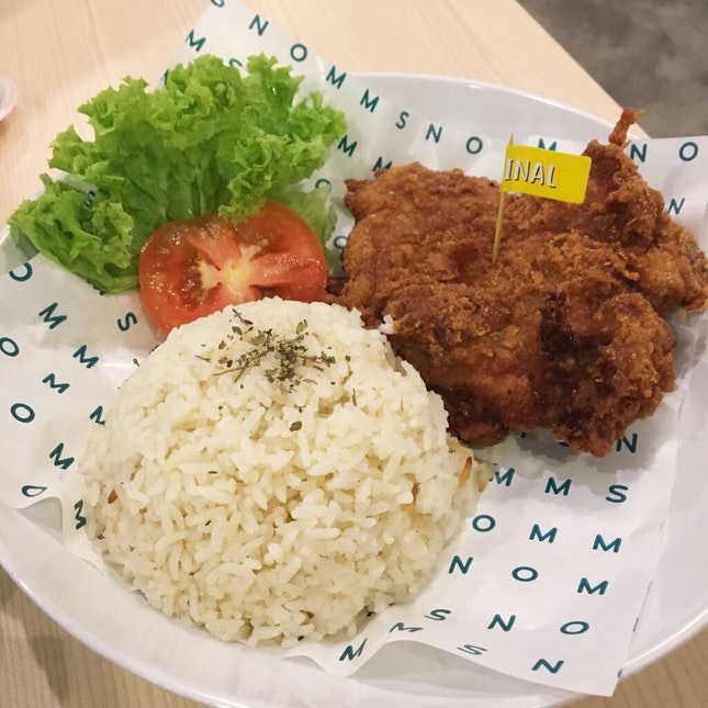 For Pressure-Fried Chicken in SS15