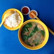 For Best Fish Soup With Yi Mian