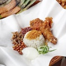 For Nasi Lemak With a Modern Twist