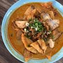 Ah Yee Curry Mee (阿姨咖喱面)