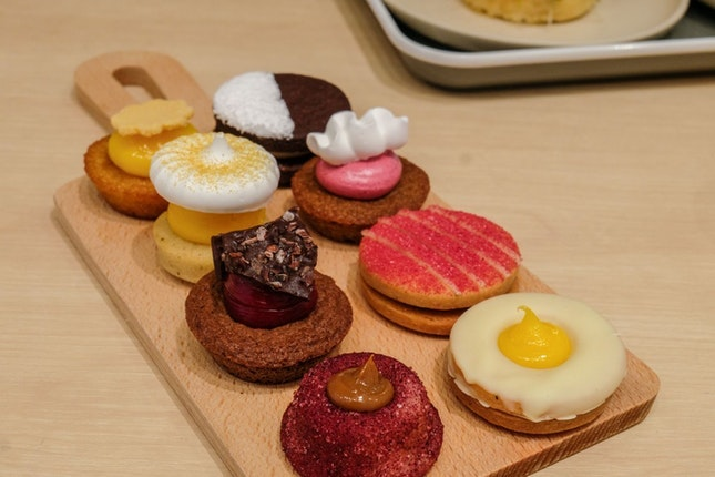 For Pretty Danish Cookies In Orchard