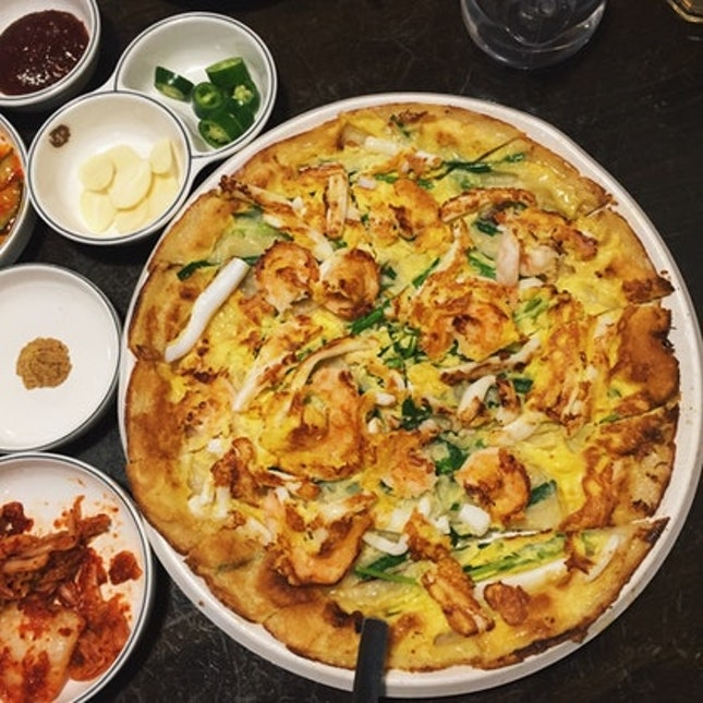 For Superb Korean in the East