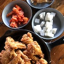 For Korean Chicken in Jurong