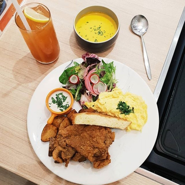 For 20% Off Food Bill (Mon-Thu) (save ~$20)